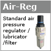 Standard air regulator system