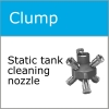 Clump multi nozzle tank cleaning arry