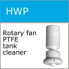 HydroWhirl Orbitor - high pressure tank washing nozzle