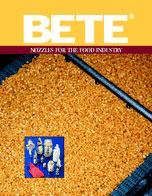 Food industry brochure