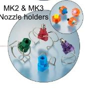 Mare 2 and 3 nozzle holders. Click for more info